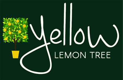 Yellow Lemon Tree Logo