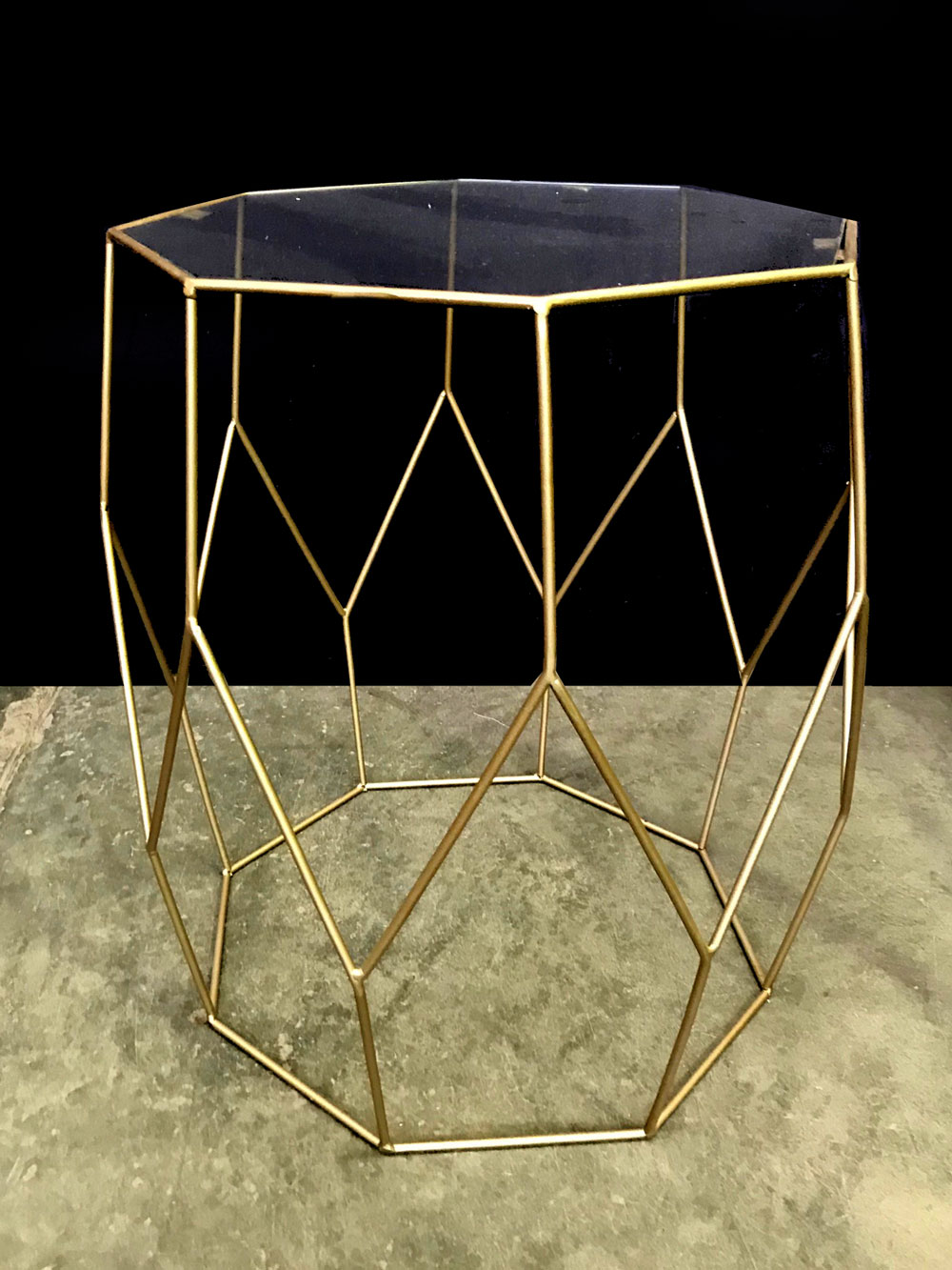 Carraway Side Table 51x49cm